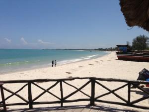 Tanzania, Kigamboni Beach