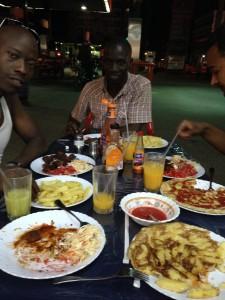 Mad i Tanzania
